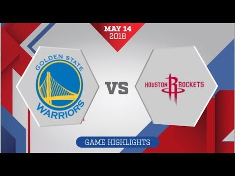 Golden State Warriors vs Houston Rockets WCF Game 1: May 14, 2018