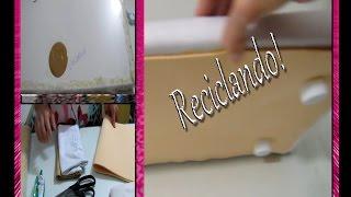 DIY – Reciclagem Útil e Fácil