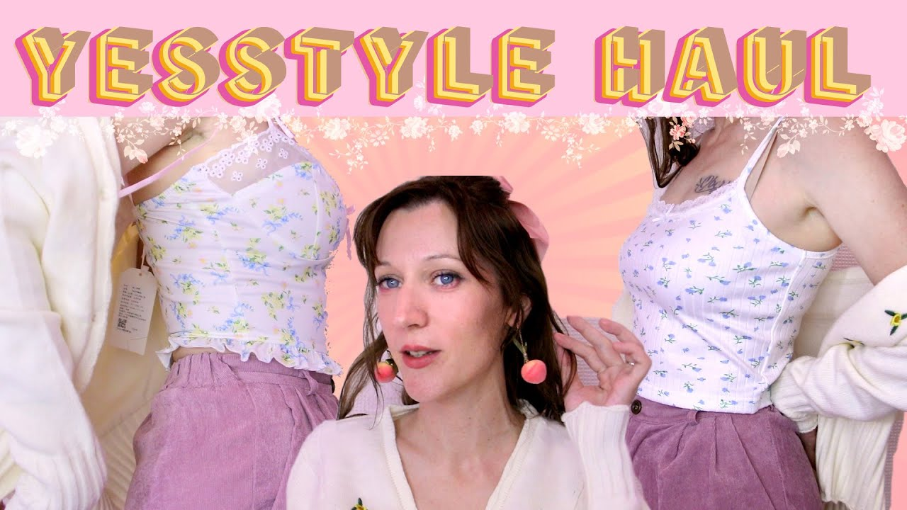 Marie Antoinette Inspired Fashion Haul