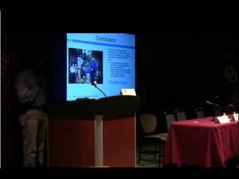 2014 WaTER Center Symposium - University of Oklahoma - 9/26/2014