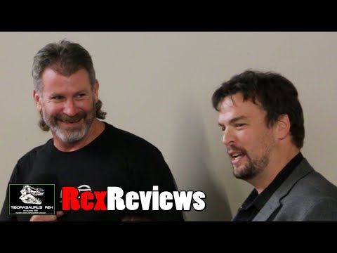 Rex and Charlie Melton (SEAL Sniper Instructor, Ret.) at RX17 ~ Rex Reviews