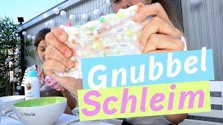 Doppel GNUBBELslime Challenge / kinder_sein / frau_sein