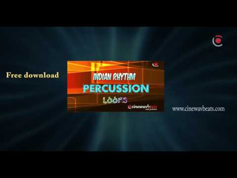 percussion loops free download