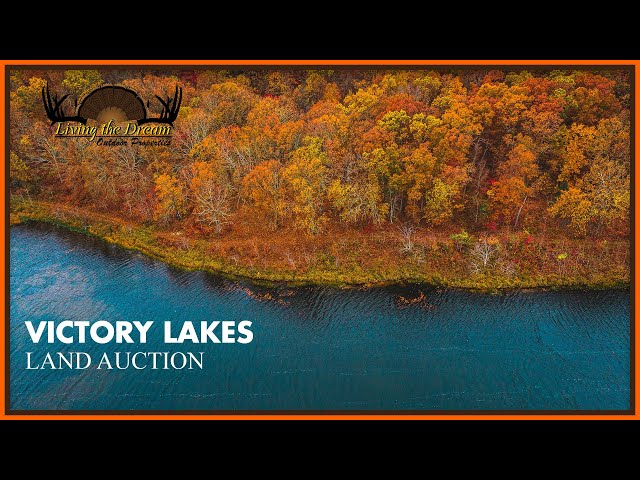 Victory Lakes - Land Auction