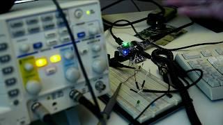 1-bit FPGA DAC working! Playing Music via the serial port! RISCV FPGA