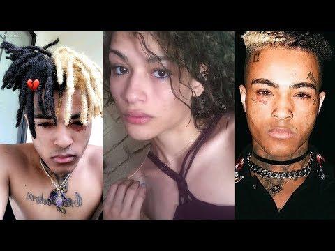 XXXTentacion Reacts to Ex Girlfriend Geneva Court Case