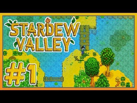 Stardew Valley - #1 - The Riverlands