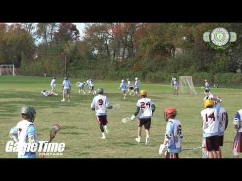 Tony Terraciano Lacrosse Highlights