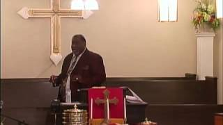 Apostle Carter Videau - Creating a deeper prayer life Part 7