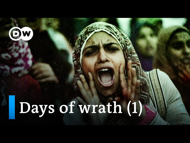 Egyptian women and the Arab Spring (1/2)   DW Documentary