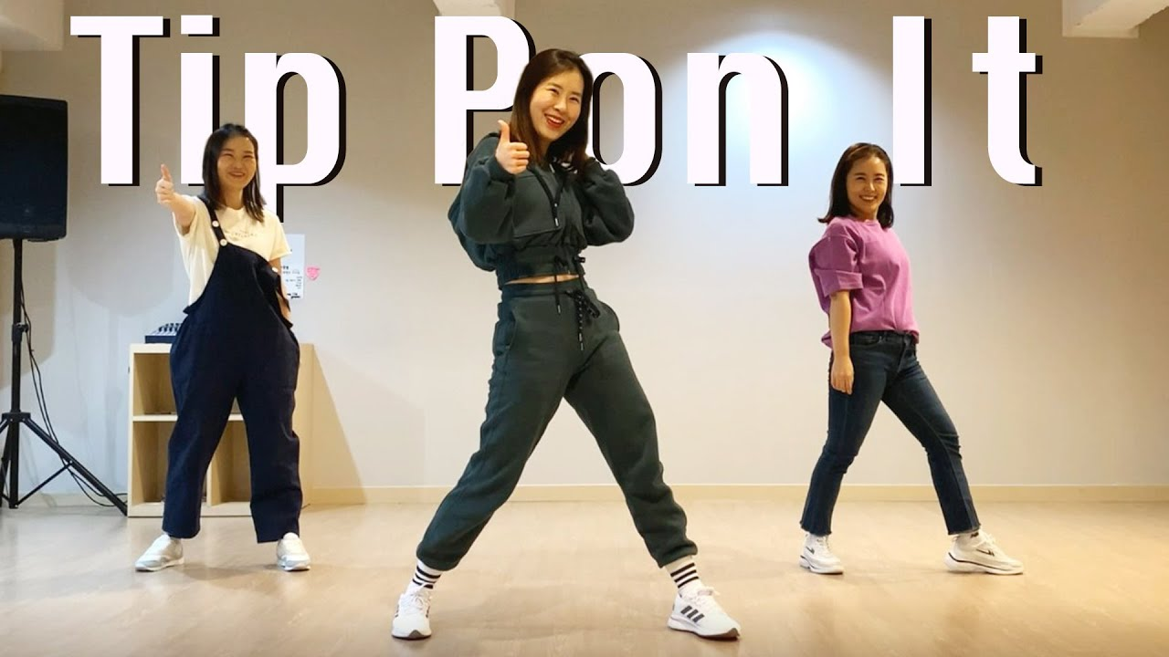 Tip Pon It - Sean Paul, Major Lazer | Zumba Dance Diet Workout | 댄스다이어트 | Choreo by Sunny | 줌바 | 홈트|