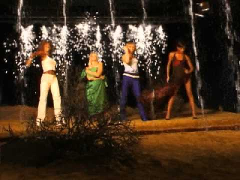 Spice Girls - Let Love Lead The Way Video Making Of (Part 3)