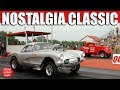 2016 Nostalgia Classic Ohio Outlaw AA/Gassers Backup Girls Funny Car Nationals Drag Racing Videos