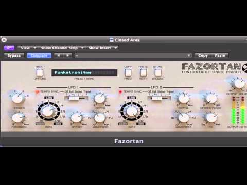 Fazortan by d16 Group Tutorial Part 1: Intro and MIDI Control from Keyboard