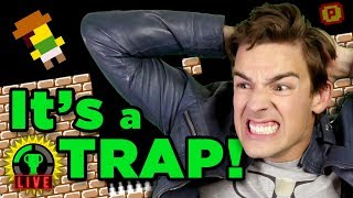 Trap Adventure 2 - HARDER Than Getting Over It!