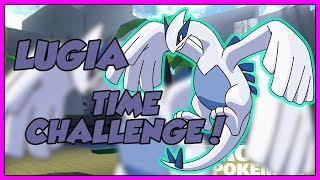 [NEW] LUGIA - LEGENDARY Pokemon Time Challenge #1| Project : Pokemon | Roblox