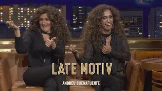 LATE MOTIV - Rosario Flores. 'Gloria a ti'   #Latemotiv161