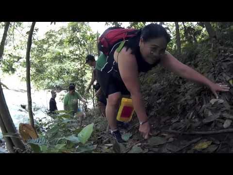 Hindang Falls Adventure, Iligan City, Philippines