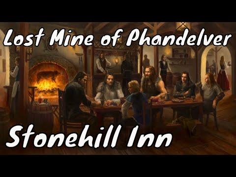 Phandalin's Stonehill Inn (LMoP DM Guide)
