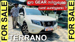 ഈ GEAR സിസ്റ്റമുള്ള വണ്ടി കണ്ടിട്ടുണ്ടോ|Nissan TERRANO| Used Cars Kerala | Second Hand cars kerala.
