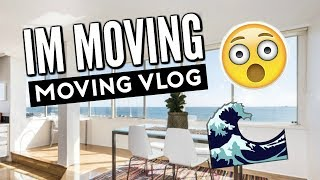 IM MOVING!!! | New Room Decor & Furniture Shopping Moving VLOG