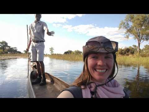 Botswana: 1 Girl, 2 Backpacks, 10 Days!