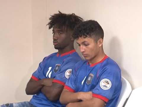 Belize Jaguars Versus Puerto Rico at Isidoro Beaton Stadium