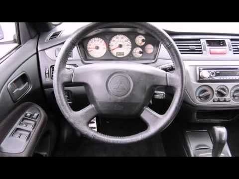 2004 Mitsubishi Lancer Ralliart Wagon Youtube
