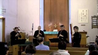 W. A. Mozart: Flute (Oboe) Concerto KV314 1st movement Oct. 9, 2010...