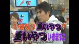 K-1魔裟斗が、田中聖と、とんねるず石橋に『重い方のローキック』亀梨和...