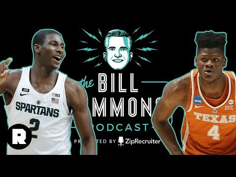 The Ringer's Lottery Mock Draft Party | The Bill Simmons Podcast (Ep. 379) | The Ringer