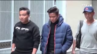 Gambar cover [Video] Ngọc Hải trao tận tay gia đình Anh Khoa 834 triệu tiền viện phí