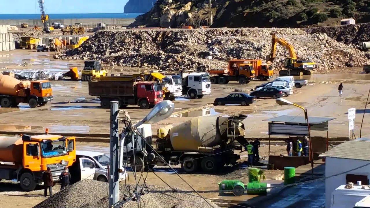 """Résultat de recherche d'images pour """"port de pêche de Sidi Youchaa (Ghazaouet)"""""""