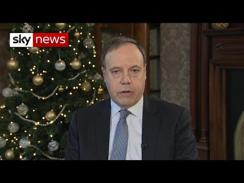 Nigel Dodds: 'The deal is bad for Northern Ireland'