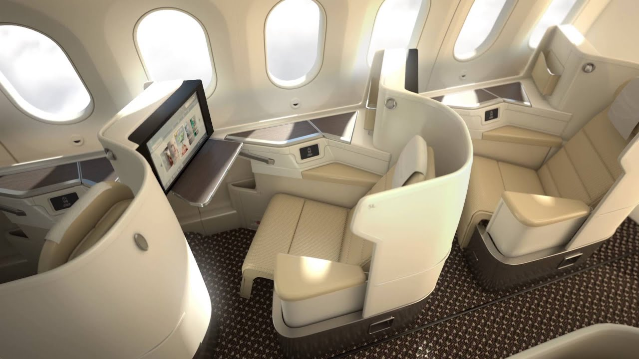 Saudia new boeing 787 9 dreamliner interior mp3speedy net for Interior 787 dreamliner