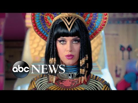 Katy Perry's 'Dark Horse' ruling is the latest in music copyright infringement wars I Nightline