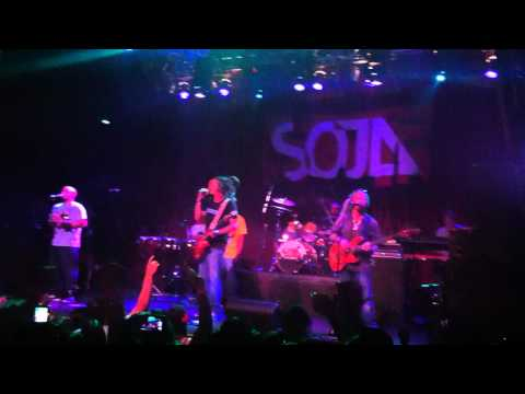 Soja - Open My Eyes (Live)