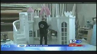 Tanglewood Design - How To Build A Castle  - - - Fast
