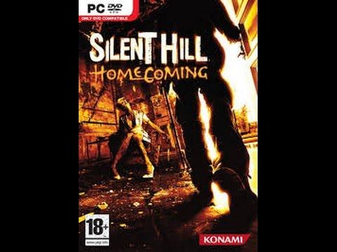 طريقة تحميل لعبة Silent Hill Homecoming