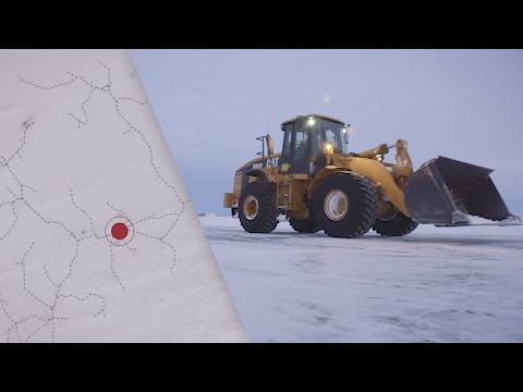 Drilling For Oil On The Alaska North Slope