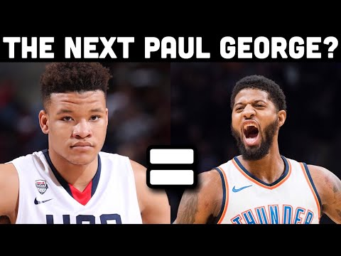 Kevin Knox... The Next Paul George?