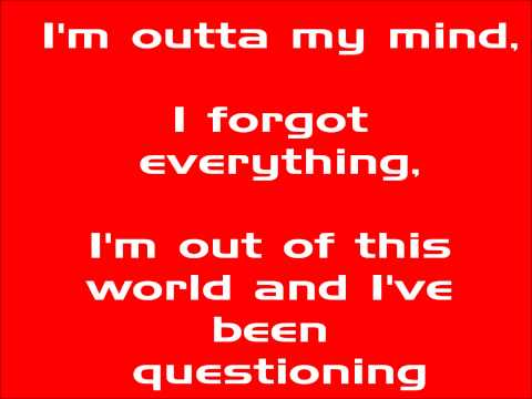 Wax - Outta my Mind (Lyrics)