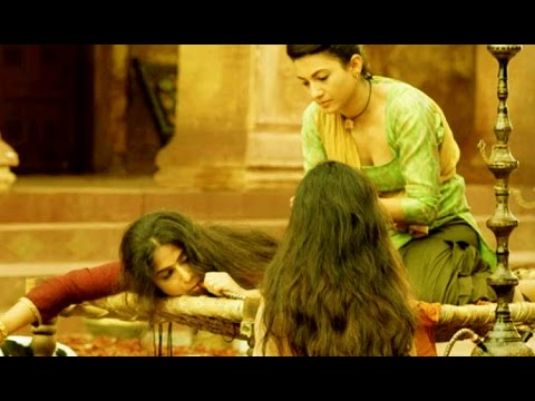 Thumbnail: Vidya Balan as Pimp in Begum Jan : First Look