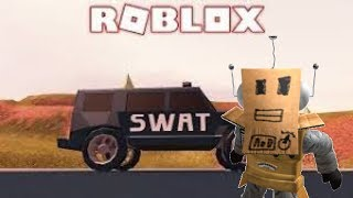 The S.W.A.T IN JAILBREAK! (Roblox) (French)