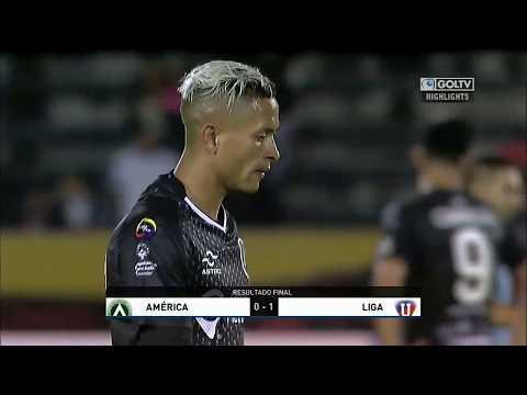 América de Quito 0:1 LDU Quito