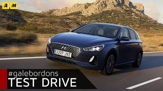 Hyundai i30 Test drive AMboxing смотреть