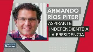 Hay una mano negra clave en la decisión del INE: Ríos Piter