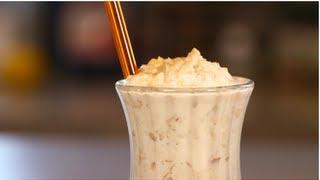 Healthy Apple Pie Milkshake Recipe, Vegan Food, Fit How To
