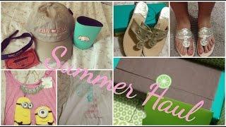 Summer Haul| Jack Rogers Pink Ect Thumbnail