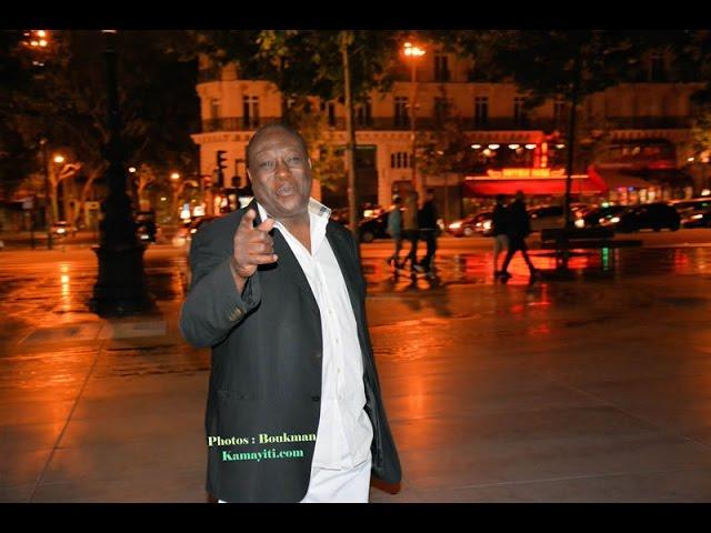 Rencontre avec  FANFAN TIBOT Chanteur de Tabou Combo